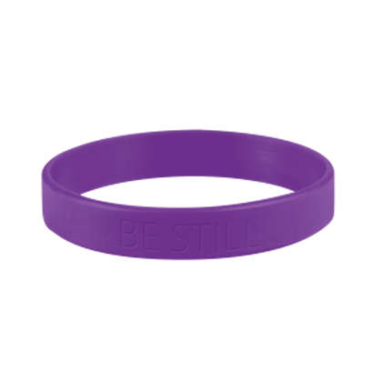Be Still Wristband