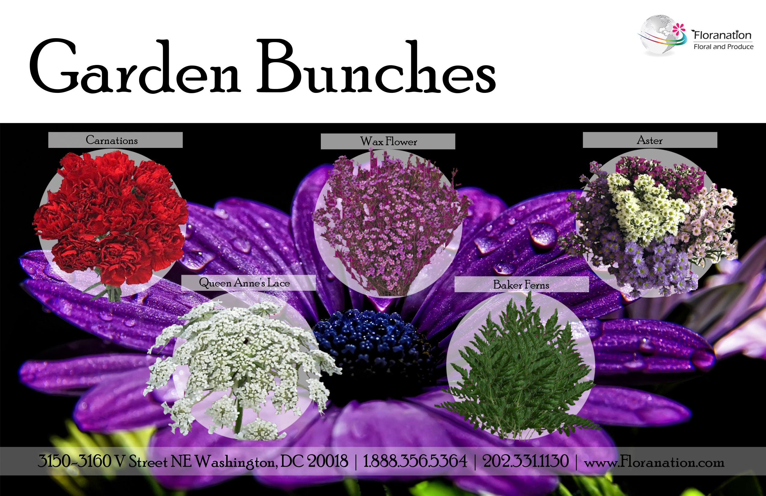 Garden Bunches