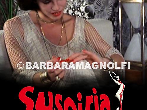 Barbara Magnolfi 8x10 Suspiria Logo