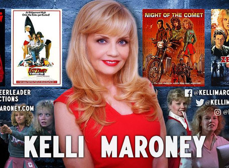 Kelli Maroney of Night Of The Comet, Fast Times at Ridgemont High Joins Vertical Talent Agency LLC