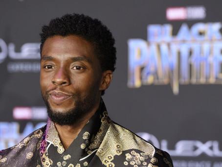 'Black Panther' star Chadwick Boseman dies of cancer at 43