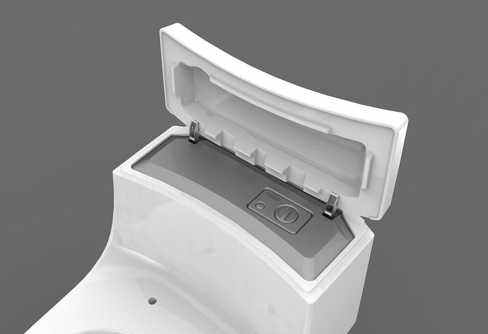 Justin Jakobson Senior Industrial Designer Award Winning Product Strategy Branding Los Angeles Kohler Smart Bath Toilet Concept