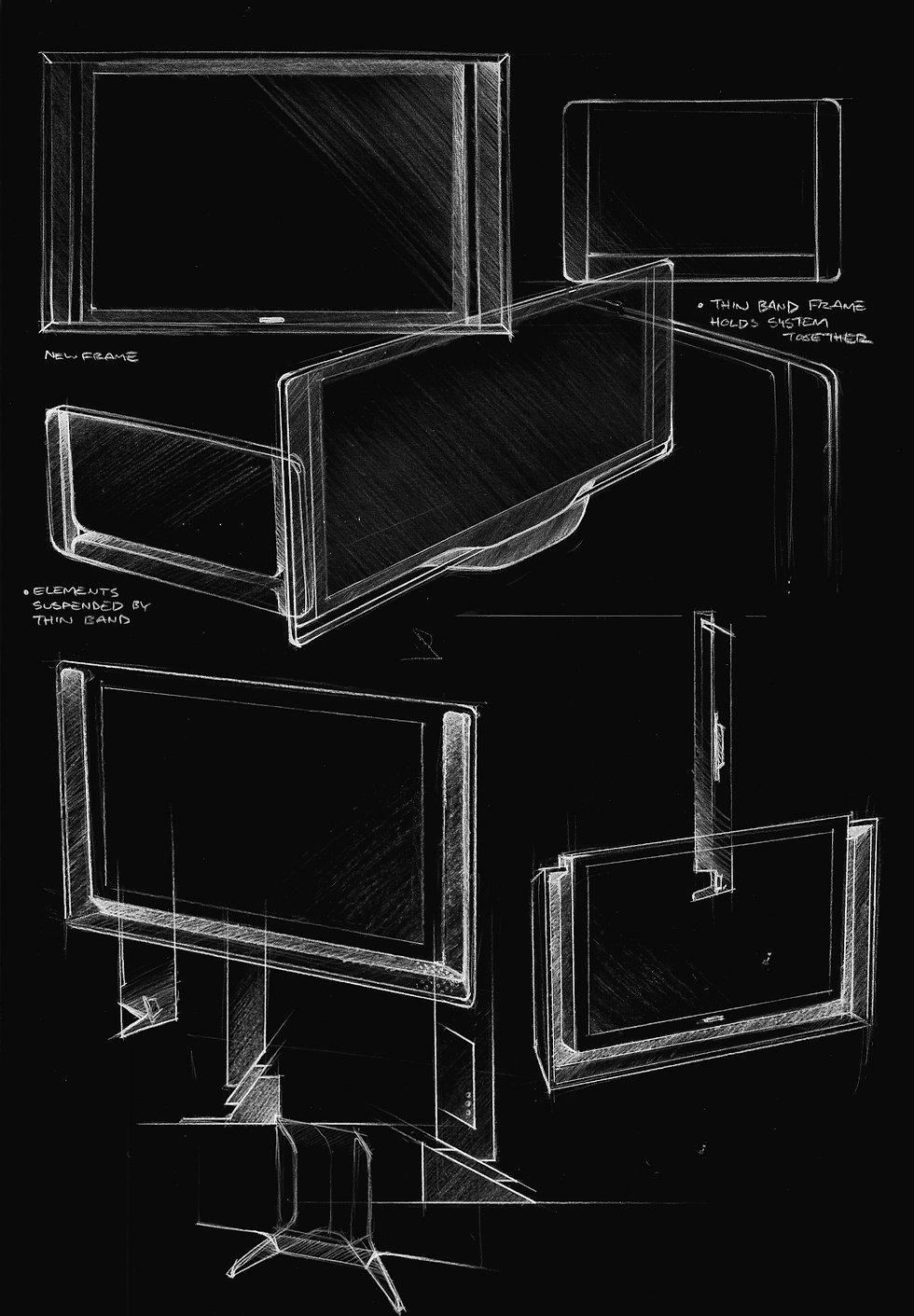 Justin Jakobson Senior Industrial Designer Award Winning Product Strategy Branding Los Angeles Sony LCD TV