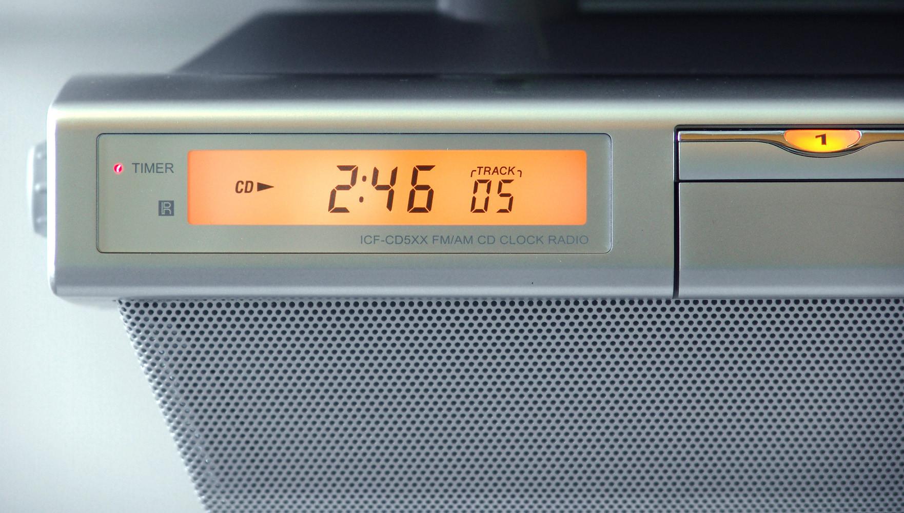 SONY KITCHEN RADIO 2007