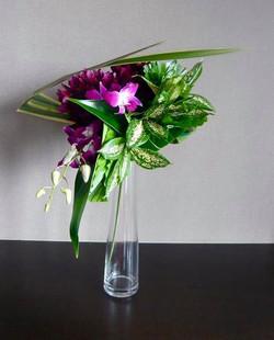 Le bouquet moderne