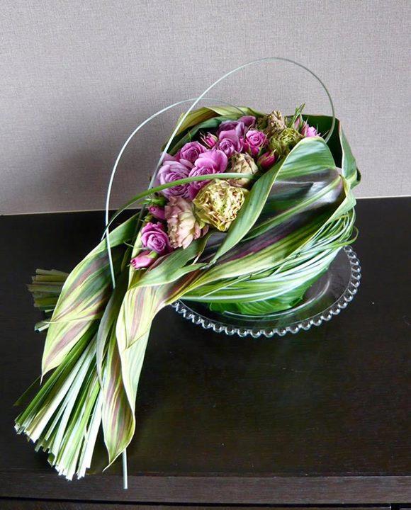 Le Bouquet en coeur