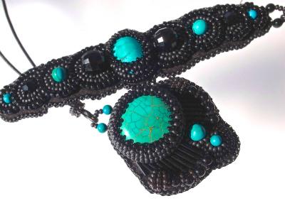 Le Turquoise et Onyxys