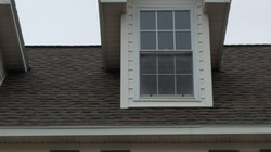 Dormers on New Roof