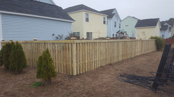 Tanner Plantation New Fence