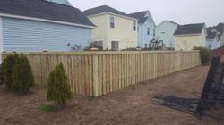 Tanner Plantation New Fence