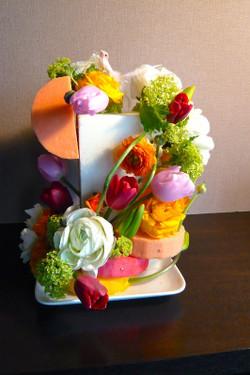 Le Bouquet au Printemps