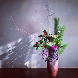Japanese New Year's arrangement