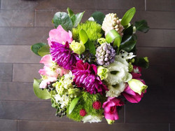 Le bouquet Parisienne