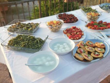 La Dieta Mediterranea auf A´Cràpa Mangia