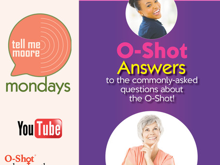 Copy of Commonly Asked Questions about the O-Shot