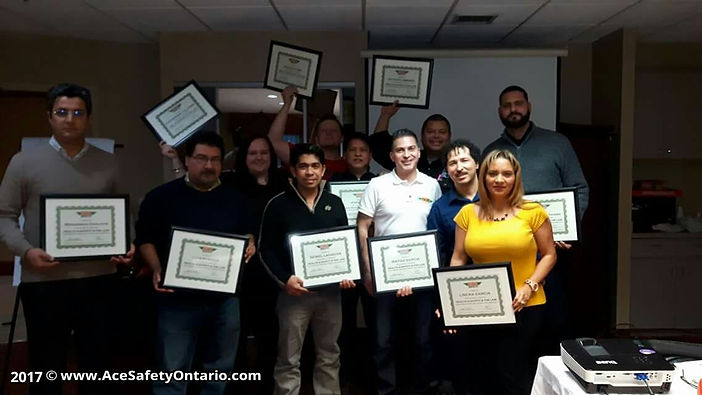 Ontario Health and Safety and The Law Course - Compliance and Due Diligence