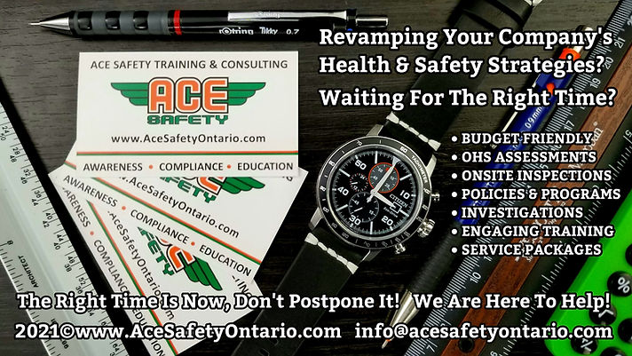 Health and Safety Consulting Services