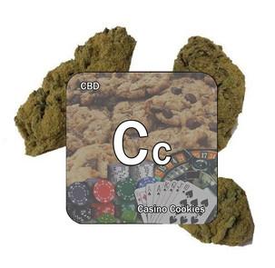 Casino Cookies Kief Nugs