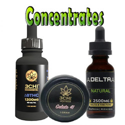 Delta 8 Concentrates
