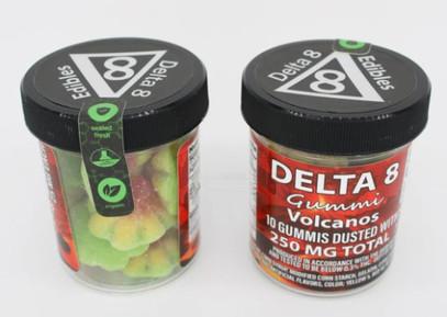 Delta-8 Gummi Volcanos