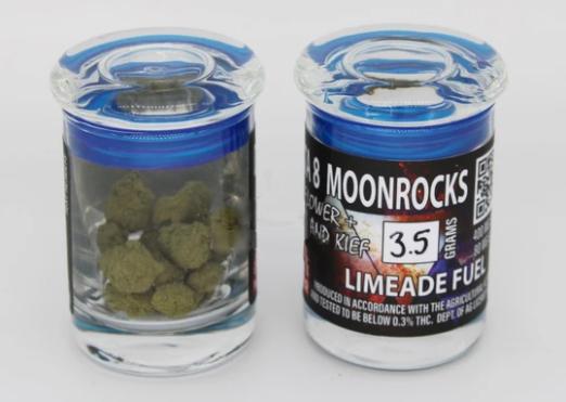Delta-8 Moon Rocks