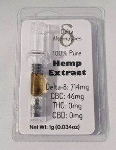 Rogue River Labs Delta 8 THC Distillate