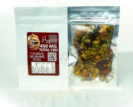 CBD Trail Mix - (450 MG)
