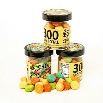 CBD Caviar (Gummi Balls)