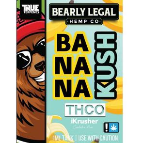 Bearly Legal Banana Kush