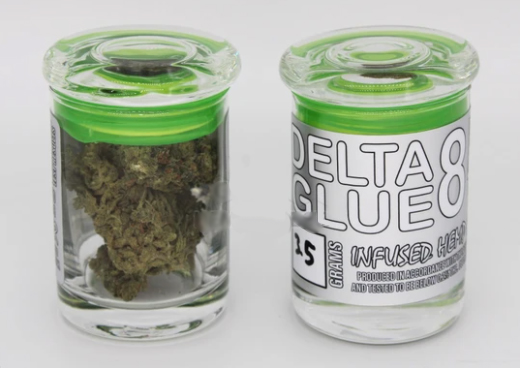 Delta-8 Glue