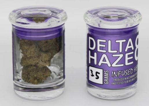 Delta-8 Haze