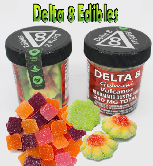 Delta 8 Edibles