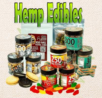 Hemp Edibles