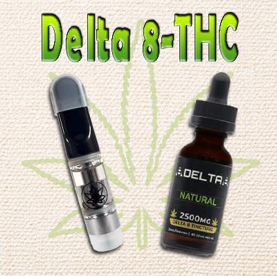 Delta 8-THC