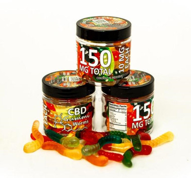 Gummi Worms (Organic)