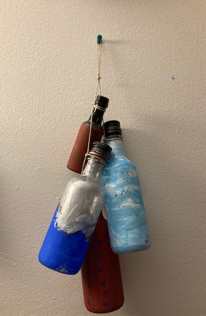 COVID Bottle Chime
