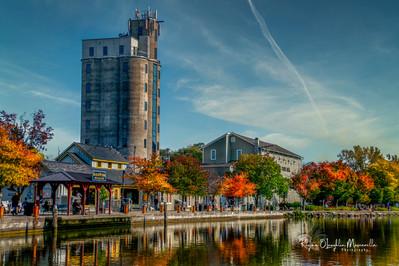 Regina Muscarella, Autumn on the Canal