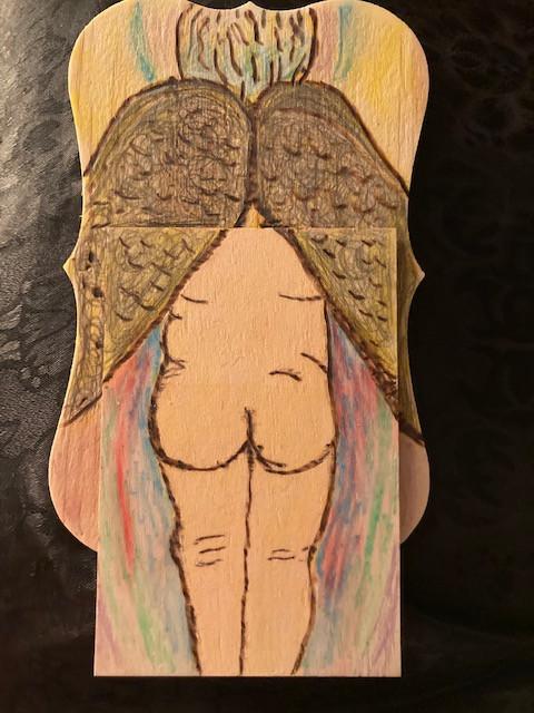 Butt Naked Angel