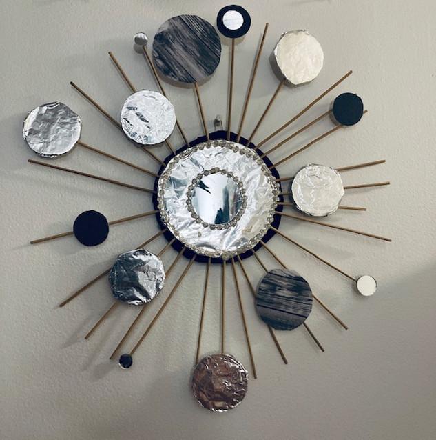 Collaborative (Students) Foil Mirror
