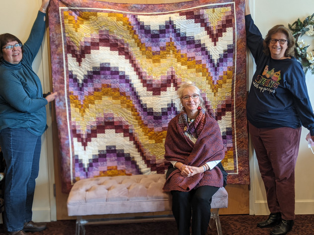 Quilt by Heart in Hand Quilt Guild