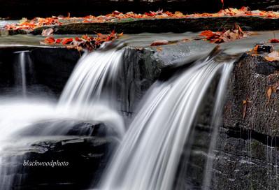 Peter Blackwood, Fall Waterflow