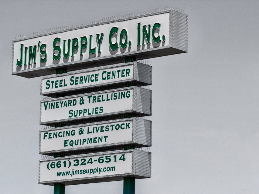 JIM'S STEEL SUPPLY