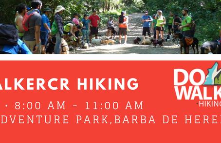 DWCR Hiking 22 enero