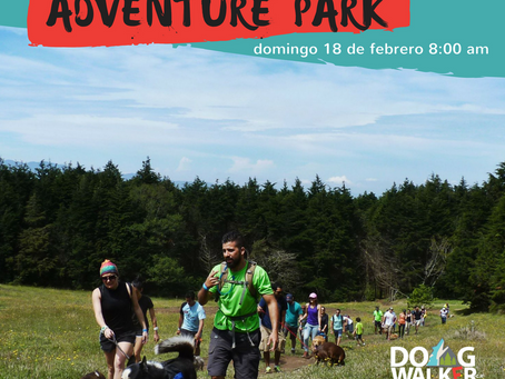 DWCR Hiking 18 febrero Adventure Park