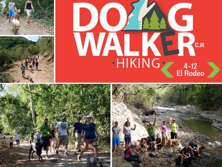 DogWalkerCR Hiking 4 Dic