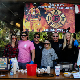 Runner Up Clay County Fire Rescue