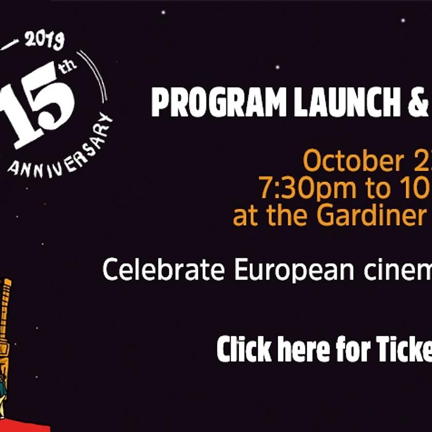 EU Film Festival Program Launch and Food Market