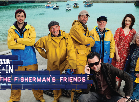 """Fisherman's Friends"" at Lavazza Drive In International Film Festival"