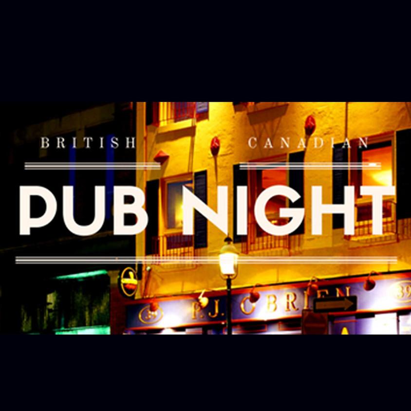 Latin Pub Night