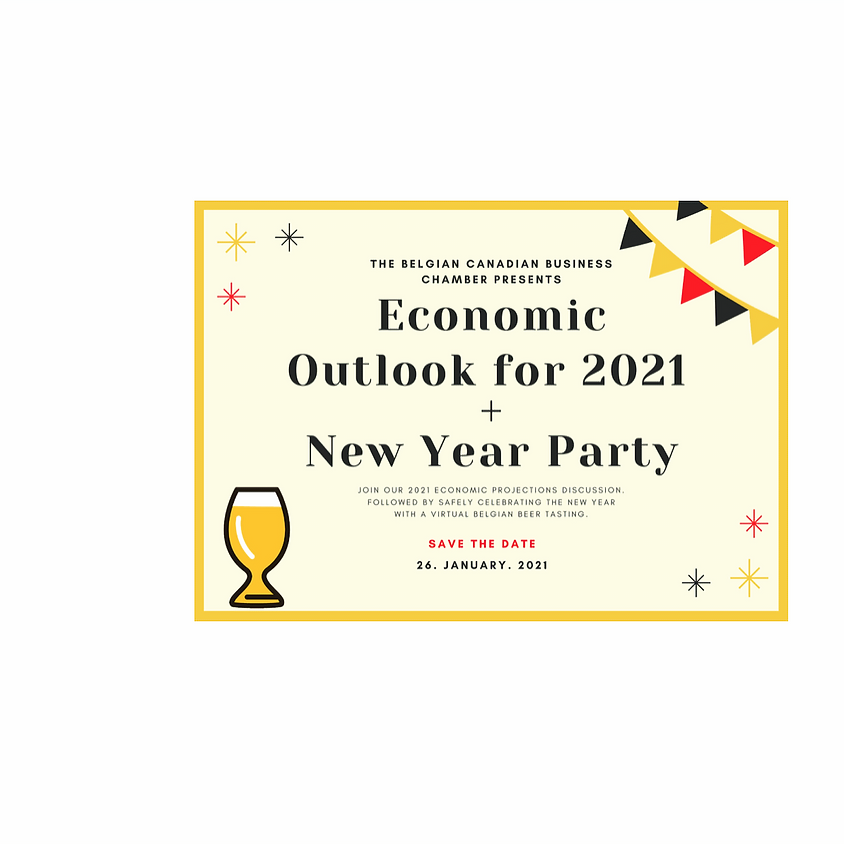 Belgian Chamber: Economic Outlook for 2021 + New Year Party